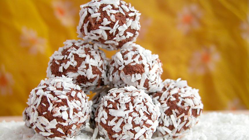 Superfood Bliss Balls
